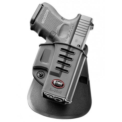 Fobus Glock 26 Tabanca Kılıfı ND Serisi